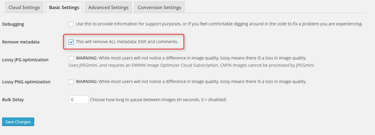 setting-image-optimizer